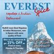 Everest Spice Nepalese Takeaway Logo