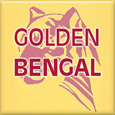 Golden Bengal Logo