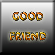 Good Friend Logo