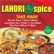 Lahori Spice Logo