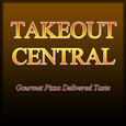 Takeout Central Pizza Logo