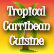 Tropical Caribbean Cuisine Logo