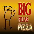 Big Fellas Pizza Logo