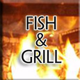 The Fish And Grill logo