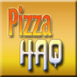 Pizza Haq Logo