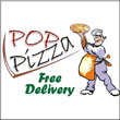 Pop Pizza Logo
