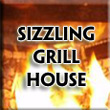 Sizzling Grill House Logo